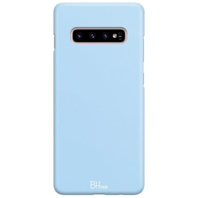 Baby Blue Color Kryt Samsung S10 Plus