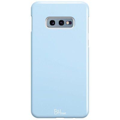 Baby Blue Color Kryt Samsung S10e