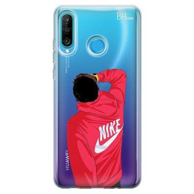 Back Boy Nike Kryt Huawei P30 Lite