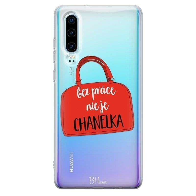 Bez Práce Nie Je Chanelka Kryt Huawei P30