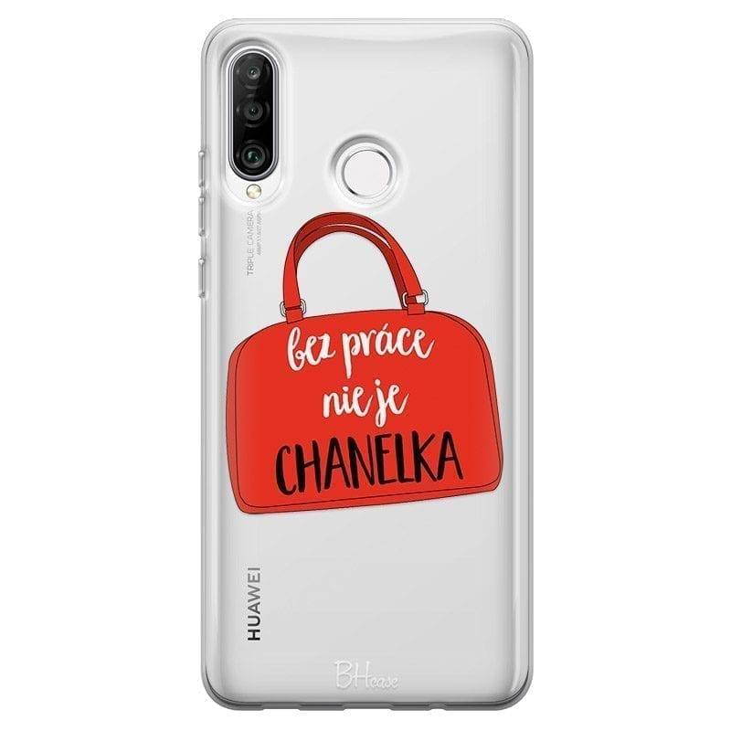 Bez Práce Nie Je Chanelka Kryt Huawei P30 Lite