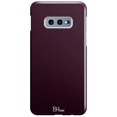 Blood Red Color Kryt Samsung S10e