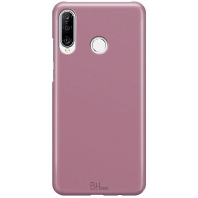 Candy Pink Color Kryt Huawei P30 Lite