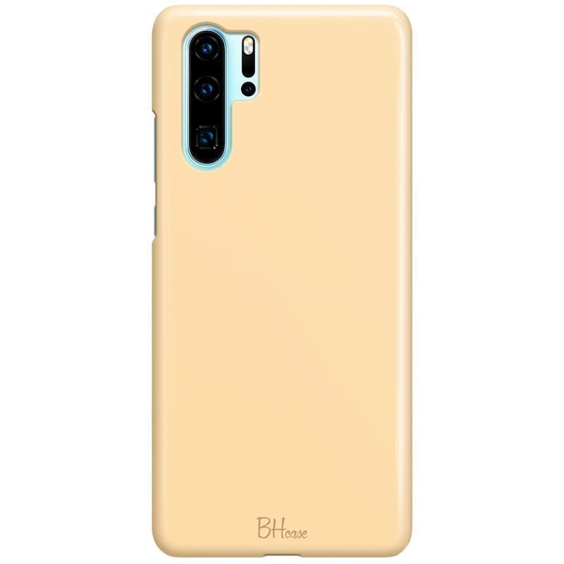 Champagne Color Kryt Huawei P30 Pro
