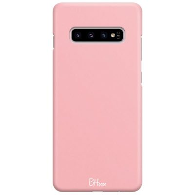 Charm Pink Color Kryt Samsung S10 Plus