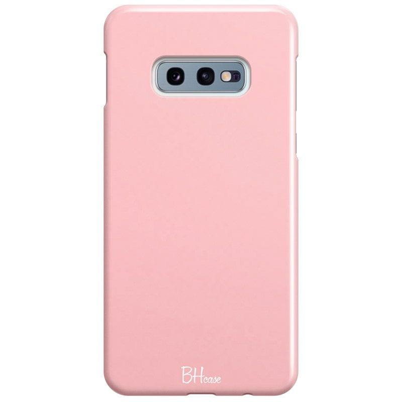 Charm Pink Color Kryt Samsung S10e