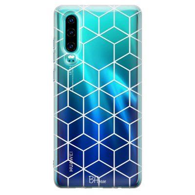 Cubic Grid Kryt Huawei P30