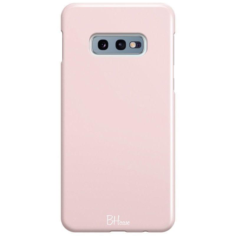English Lavender Color Kryt Samsung S10e