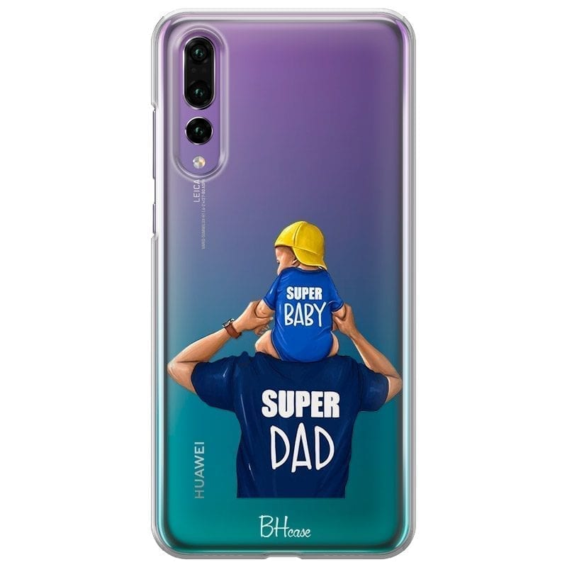 Father Is a Hero Kryt Huawei P20 Pro