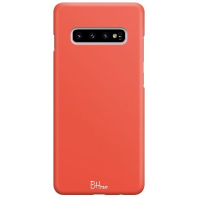 Fire Opal Color Kryt Samsung S10 Plus