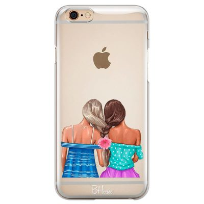Girl Friends Kryt iPhone 6 Plus/6S Plus