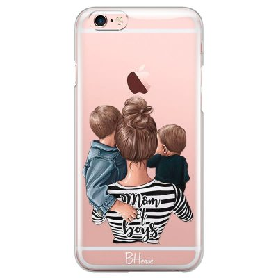 Mom of Boys Kryt iPhone 6/6S