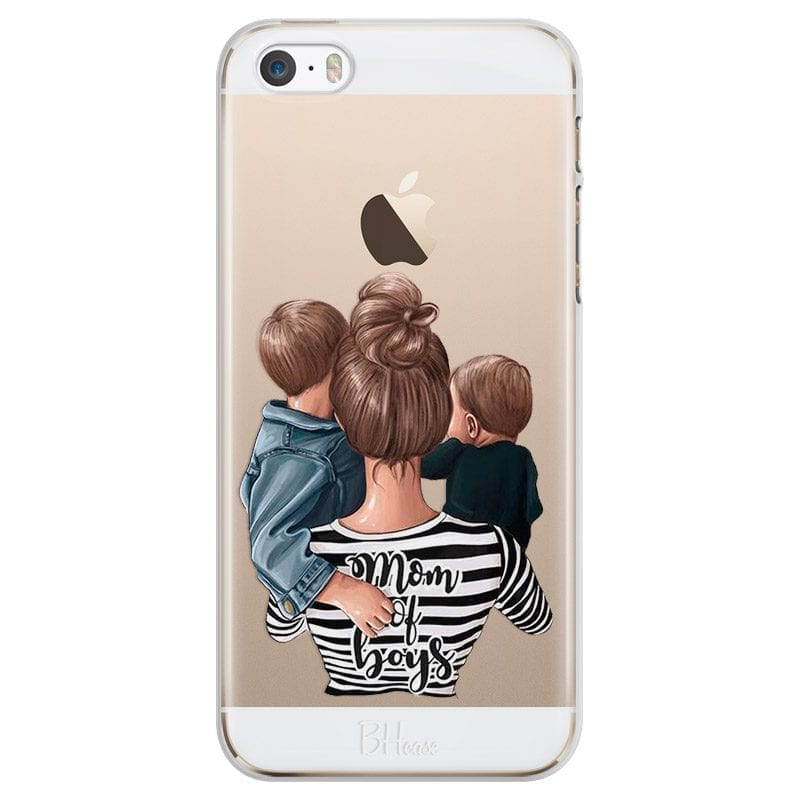Mom of Boys Kryt iPhone SE/5S