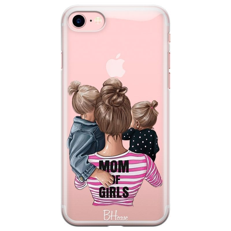 Mom of Girls Kryt iPhone 8/7/SE 2 2020