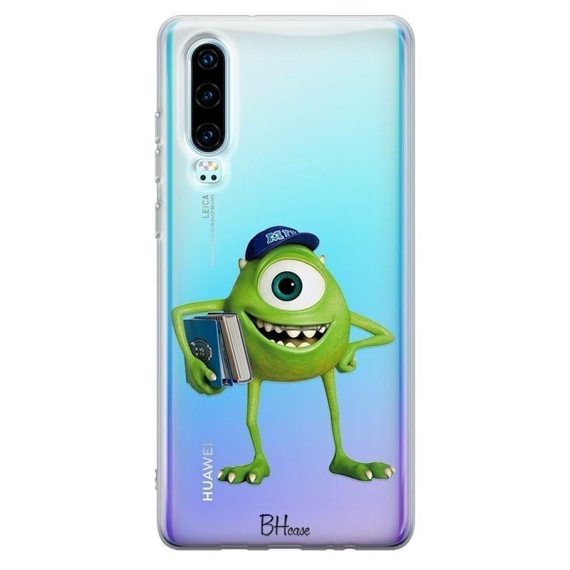 Monsters Mike Kryt Huawei P30
