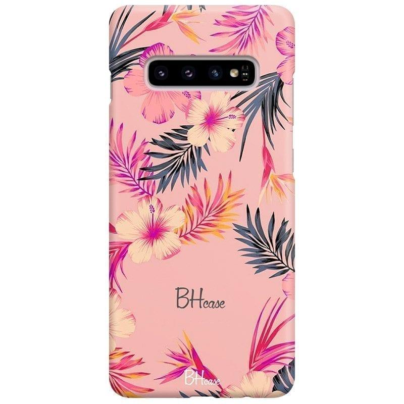 Tropical Pink Kryt Samsung S10 Plus