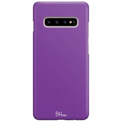 Violet Color Kryt Samsung S10 Plus