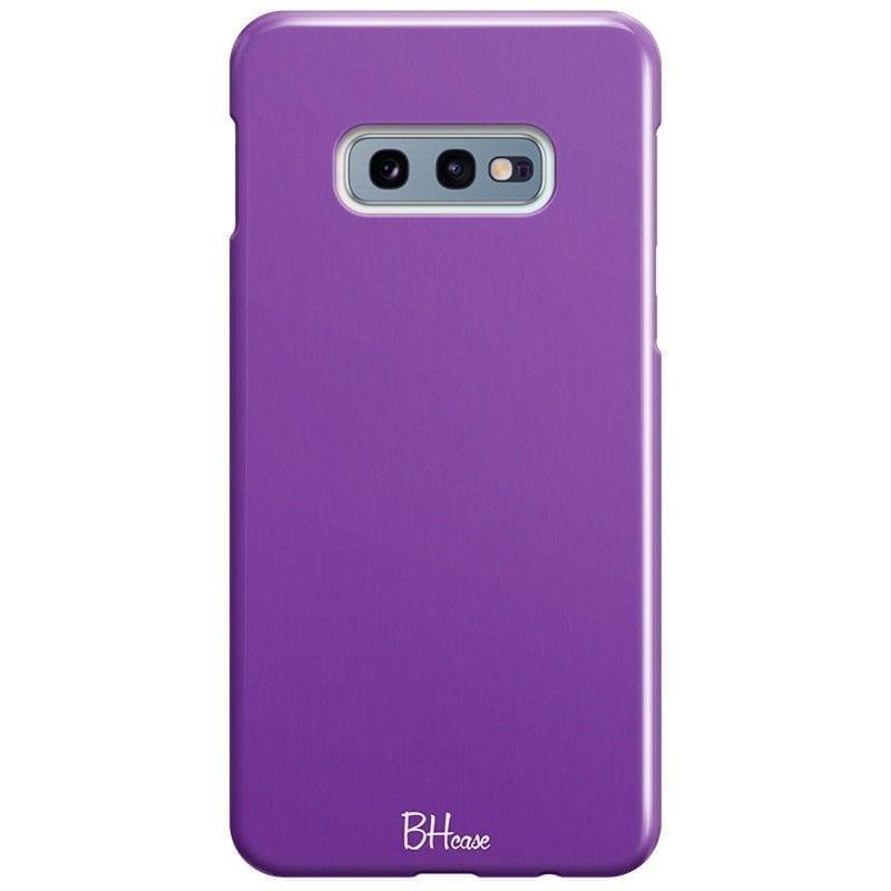Violet Color Kryt Samsung S10e