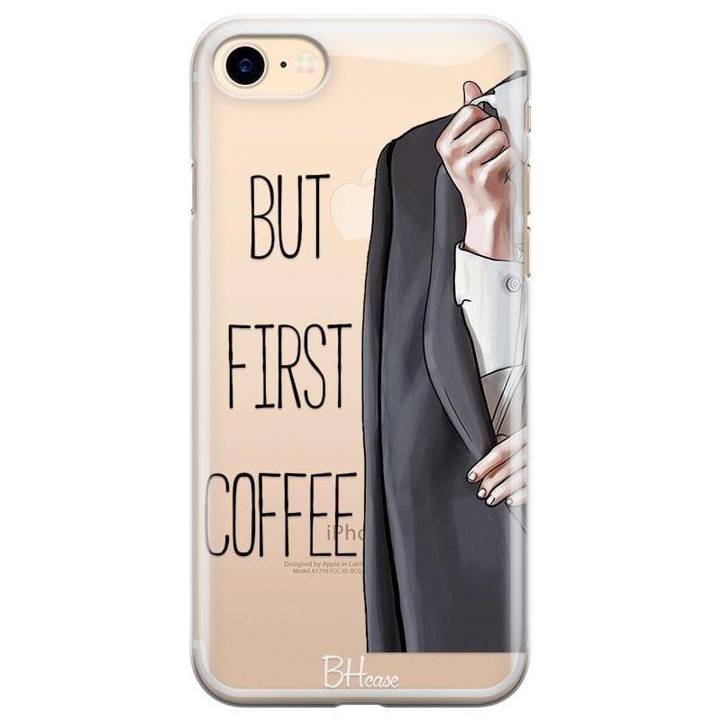 Coffee First Kryt iPhone 8/7/SE 2 2020