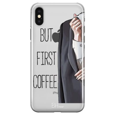 Coffee First Kryt iPhone XS Max
