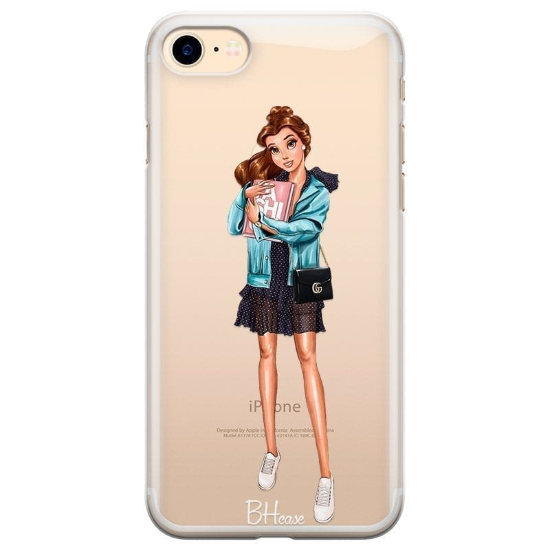 Bella Girl Kryt iPhone 8/7/SE 2 2020