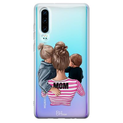 Mom Of Boy And Girl Kryt Huawei P30