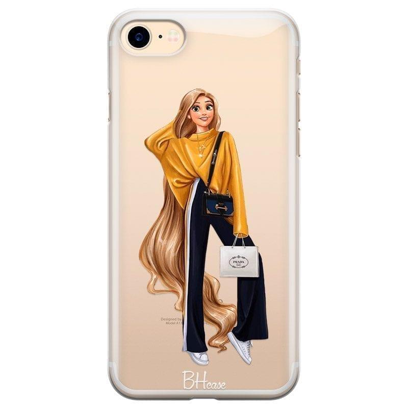 Punzel Girl Kryt iPhone 8/7/SE 2 2020