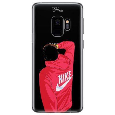 Back Boy Nike Kryt Samsung S9
