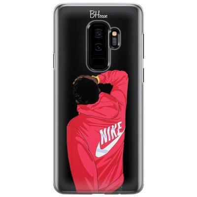 Back Boy Nike Kryt Samsung S9 Plus