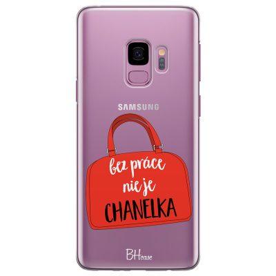 Bez Práce Nie Je Chanelka Kryt Samsung S9
