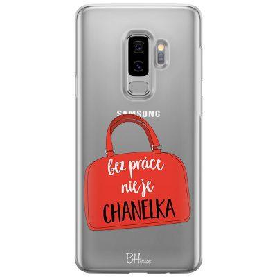 Bez Práce Nie Je Chanelka Kryt Samsung S9 Plus