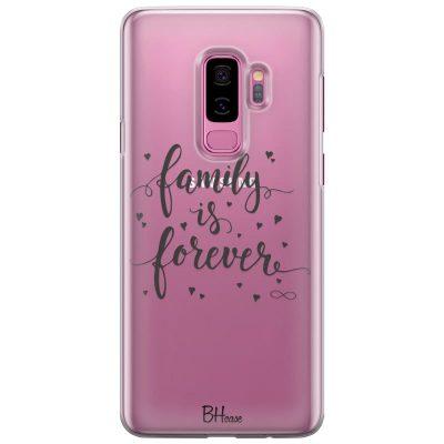 Family Is Forever Kryt Samsung S9 Plus