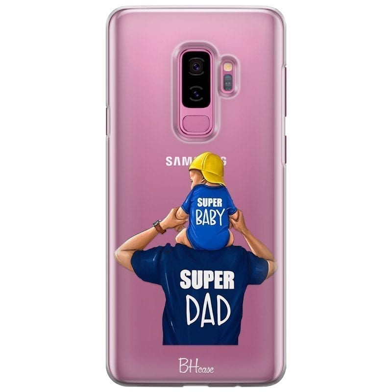 Father Is a Hero Kryt Samsung S9 Plus