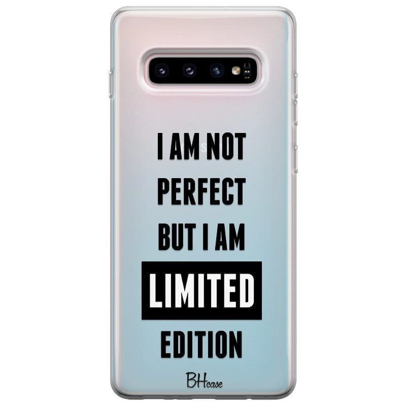 I Am Limited Edition Kryt Samsung S10 Plus
