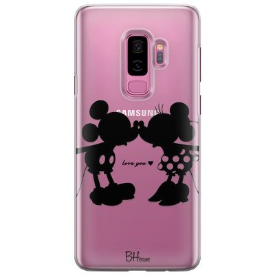 Minnie & Mickey Mouse Kryt Samsung S9 Plus