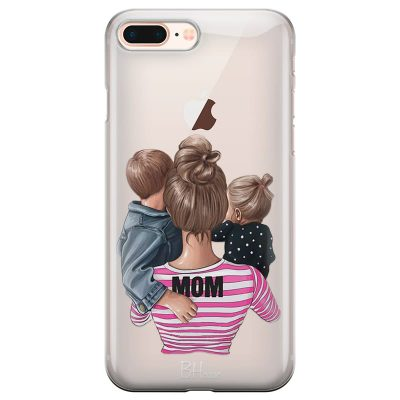 Mom Of Girl And Boy Kryt iPhone 7 Plus/8 Plus