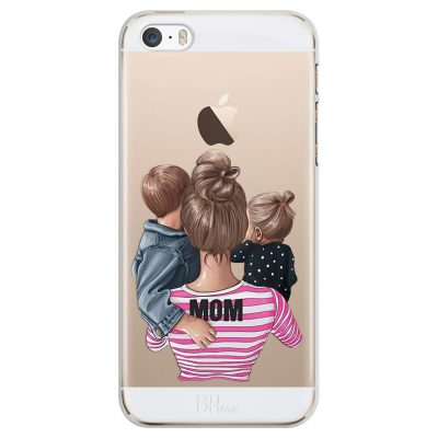 Mom Of Girl And Boy Kryt iPhone SE/5S