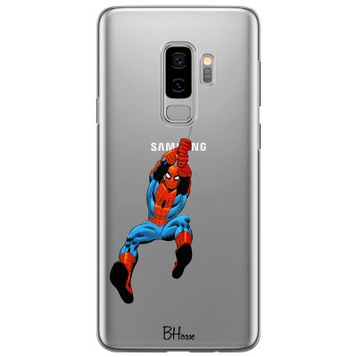 Spiderman Kryt Samsung S9 Plus