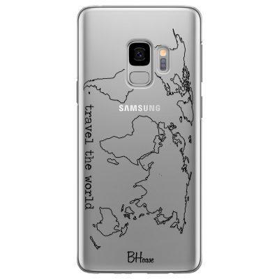 Travel The World Kryt Samsung S9