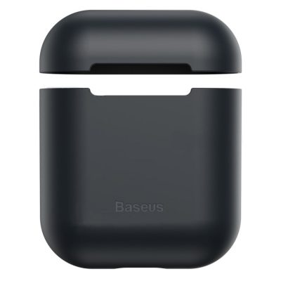 Baseus AirPods Silicone Black Case