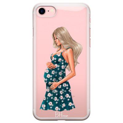 Pregnant Blonde Kryt iPhone 7/8