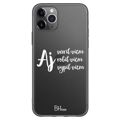 Aj Aj Aj Kryt iPhone 11 Pro