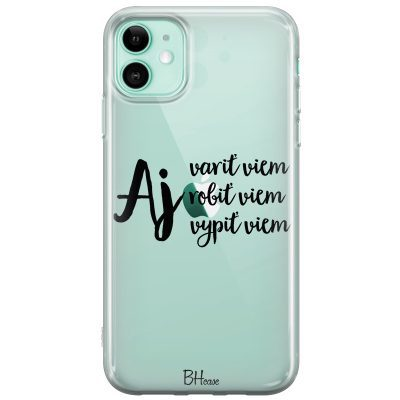 Aj Aj Aj Kryt iPhone 11