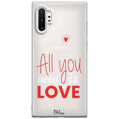 All You Need Is Love Kryt Samsung Note 10 Plus