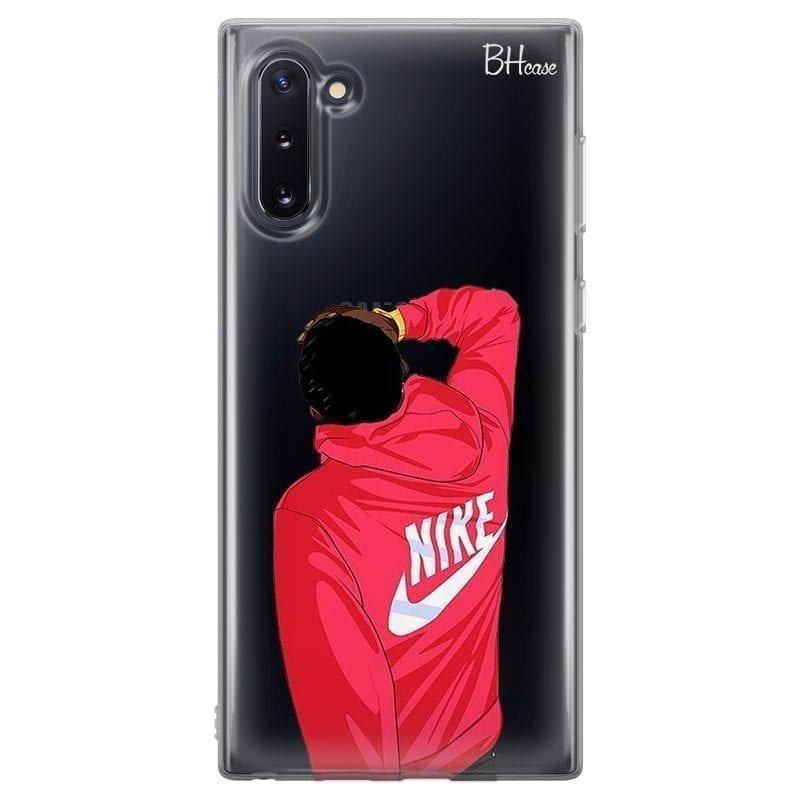 Back Boy Nike Kryt Samsung Note 10