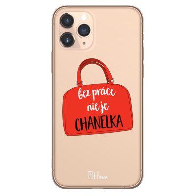 Bez Práce Nie Je Chanelka Kryt iPhone 11 Pro