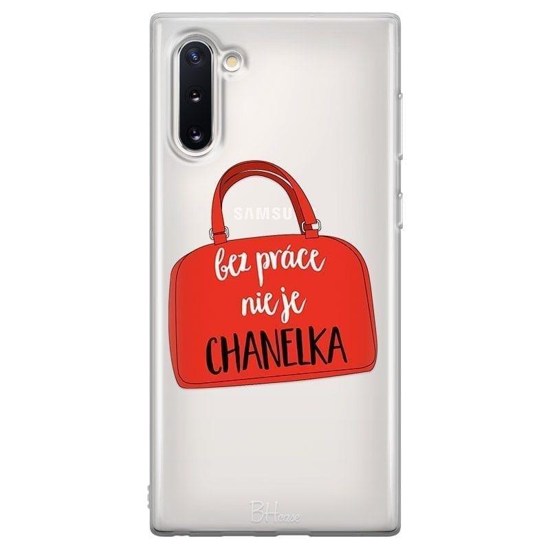 Bez Práce Nie Je Chanelka Kryt Samsung Note 10