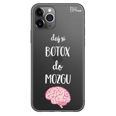 Daj Si Botox Do Mozgu Kryt iPhone 11 Pro