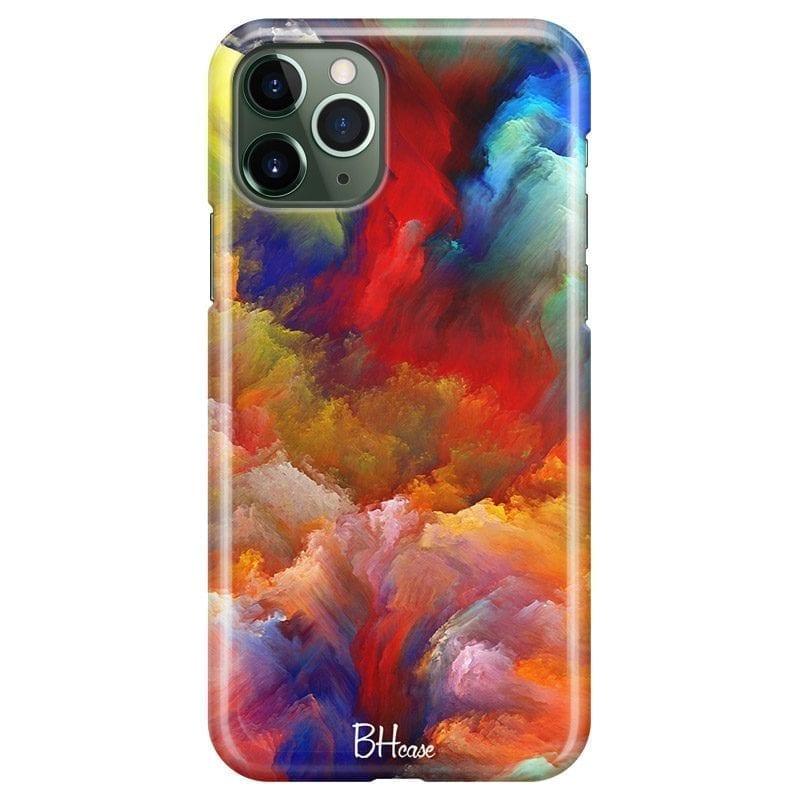 Dreamy Colors Kryt iPhone 11 Pro