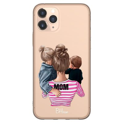 Mom Of Boy And Girl Kryt iPhone 11 Pro